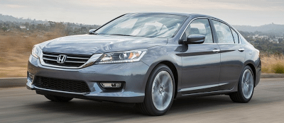 2013 Honda Accord sedan grey