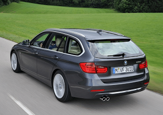 2014 BMW 3-Series Touring