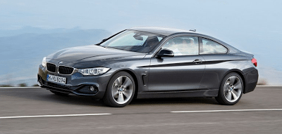 2013 BMW 4-Series coupe