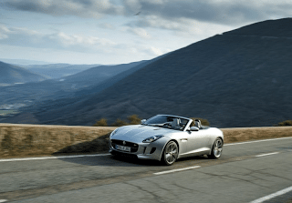 2014 Jaguar F-Type V8S