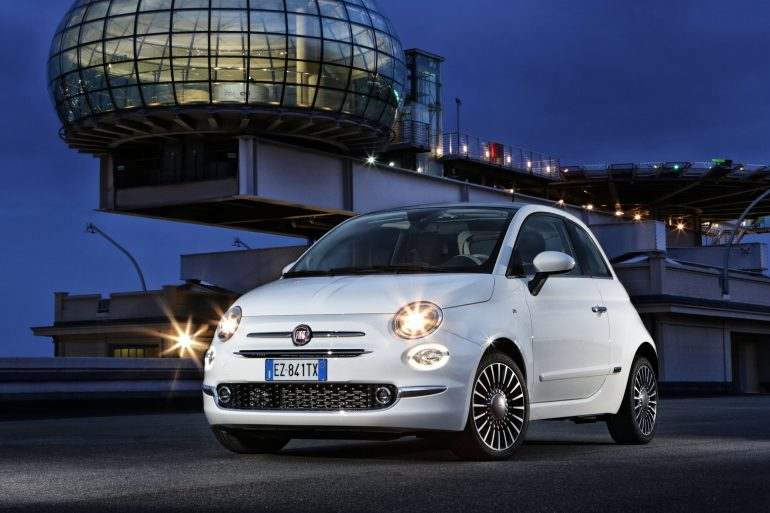 fiat sales figures us