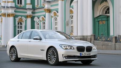 2013 BMW 750Li white