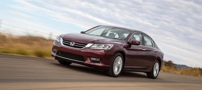 2013 Honda Accord sedan burgundy