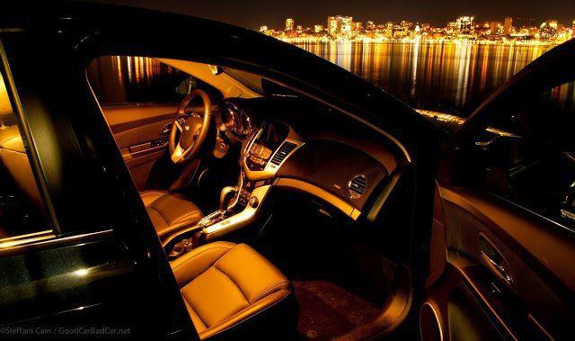2014 Chevrolet Cruze Diesel Interior Halifax skyline