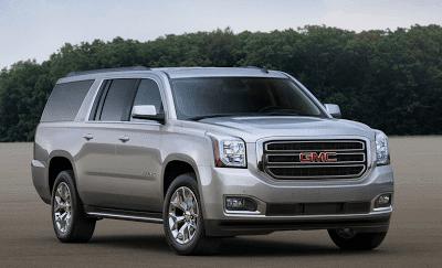 2015 GMC Yukon XL grey