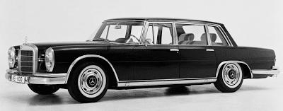 1964 Mercedes-Benz Pullman 600