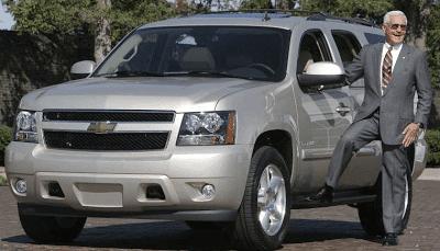 2007 Chevrolet Tahoe Bob Lutz