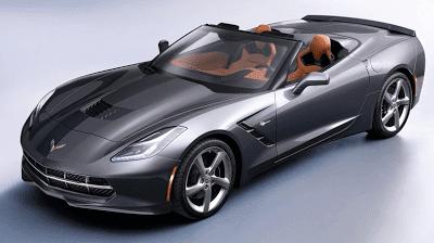 2014 Chevrolet Corvette C7 Stingray convertible