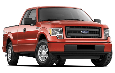 2014 Ford F-Series STX