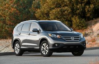 2014 Honda CR-V EXL AWD