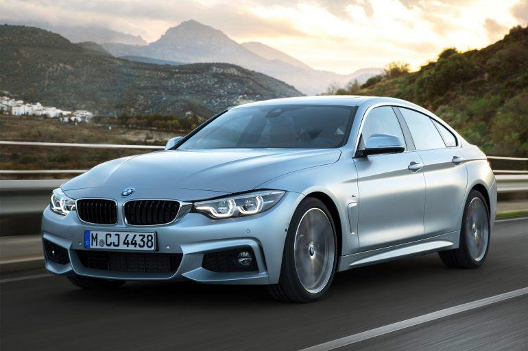 BMW 4 Series Sales Reports