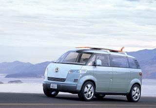 2001 Volkswagen Microbus Concept