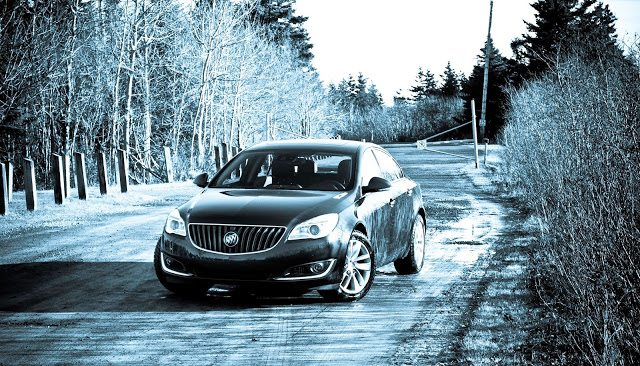 2014 Buick Regal Turbo 2 AWD front