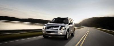 2014 Ford Expedition Ingot Silver