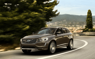 2014 Volvo XC60 brown