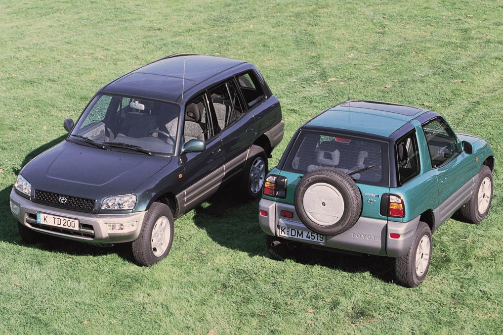 1996 Toyota RAV4