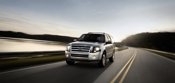 2014 Ford Expedition XLT Ingot Silver