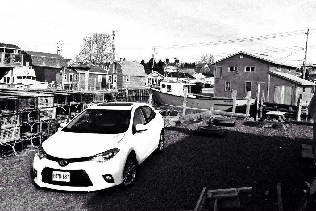 2014 Toyota Corolla Wharf