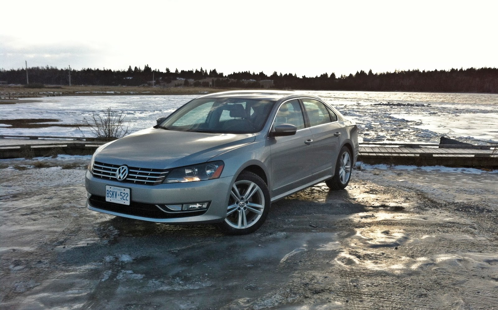 2014 Volkswagen Passat Tdi Highline Review A Very Big Car With A Very Small Fuel Bill Gcbc
