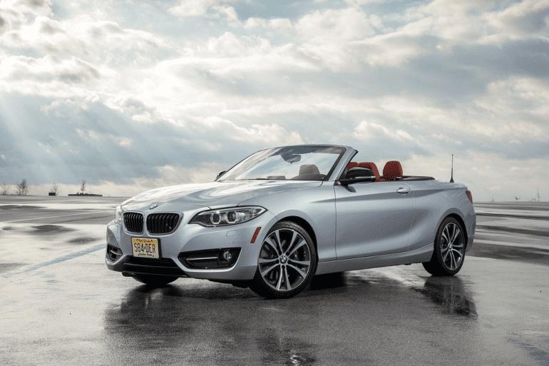 BMW 2 Series Sales Reports