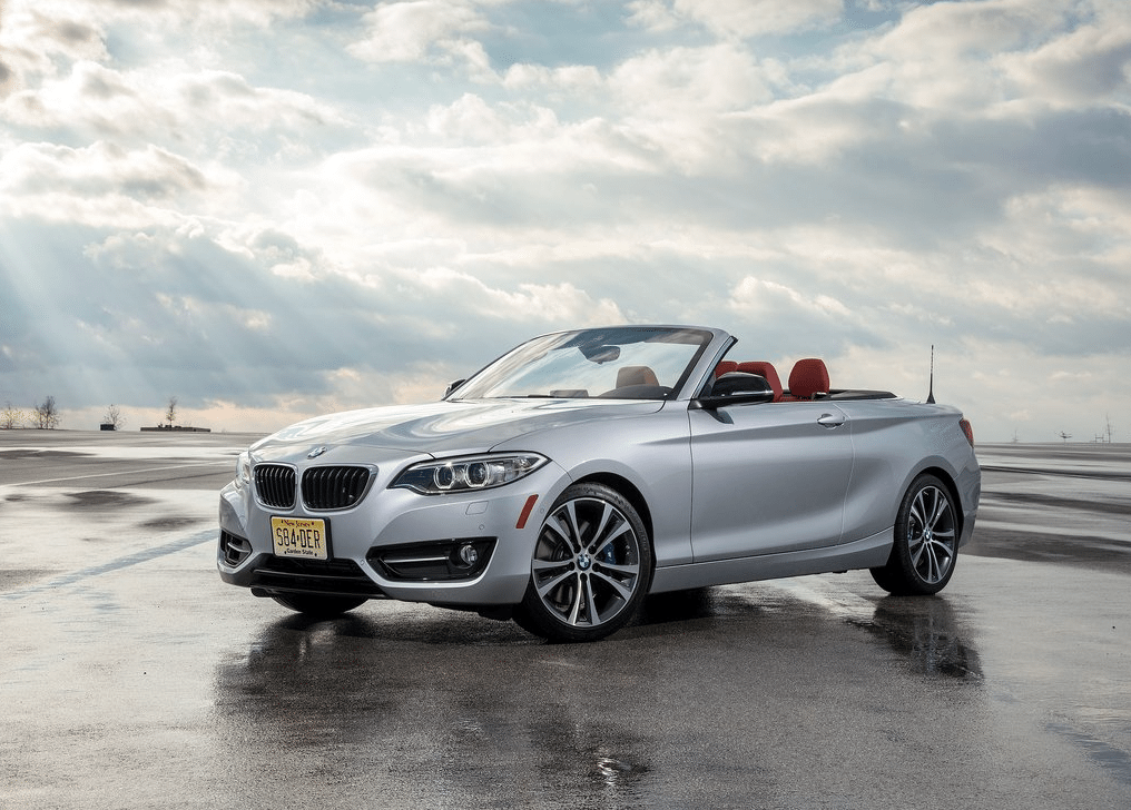 BMW 2 Series Sales Reports