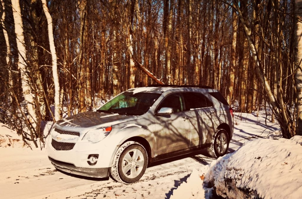 2014 Chevrolet Equinox LT AWD forest