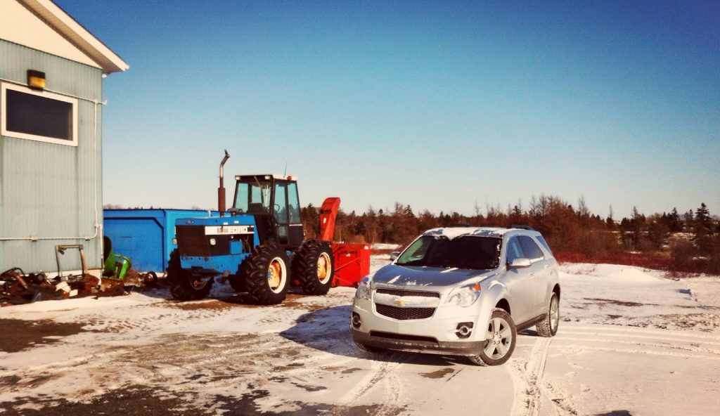 2014 Chevrolet Equinox LT AWD Ford Tractor