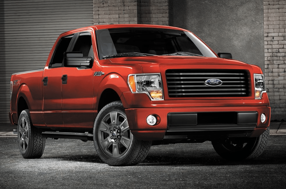 2013 Ford F-150 STX Supercrew 4x4