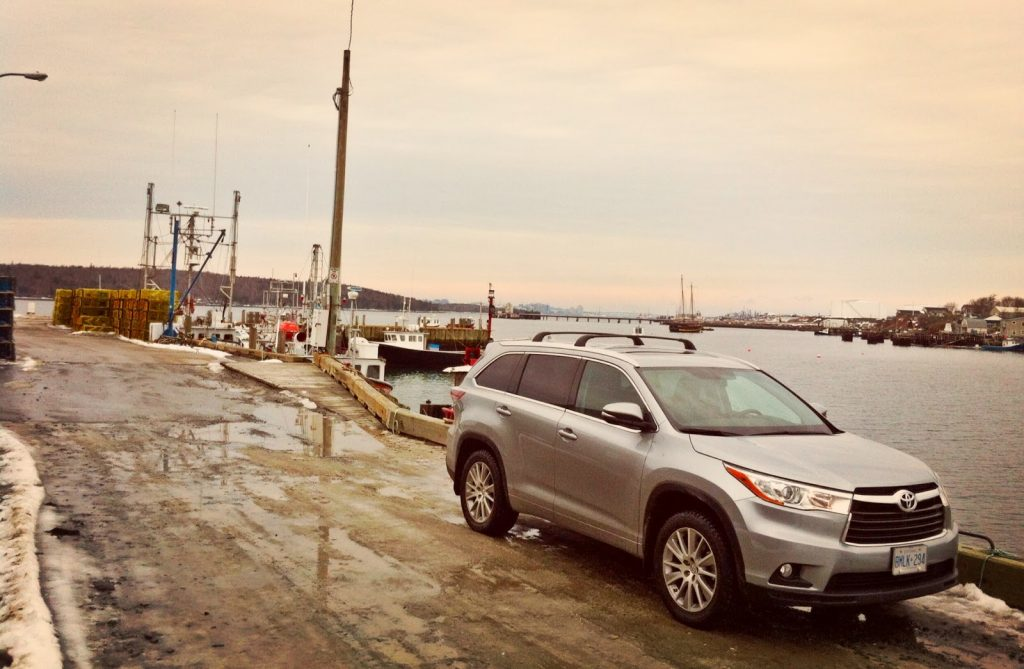 2014 Toyota Highlander XLE Eastern Passage