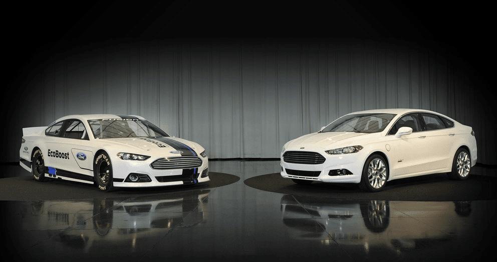 2012 Ford Fusion NASCAR