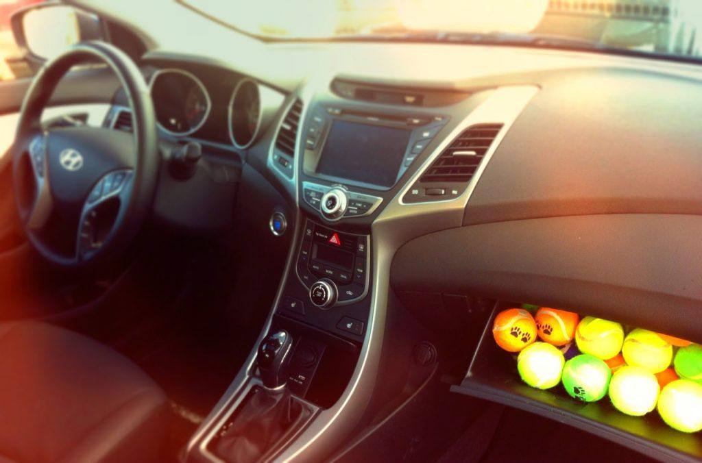 2014 Hyundai Elantra Limited Tech interior