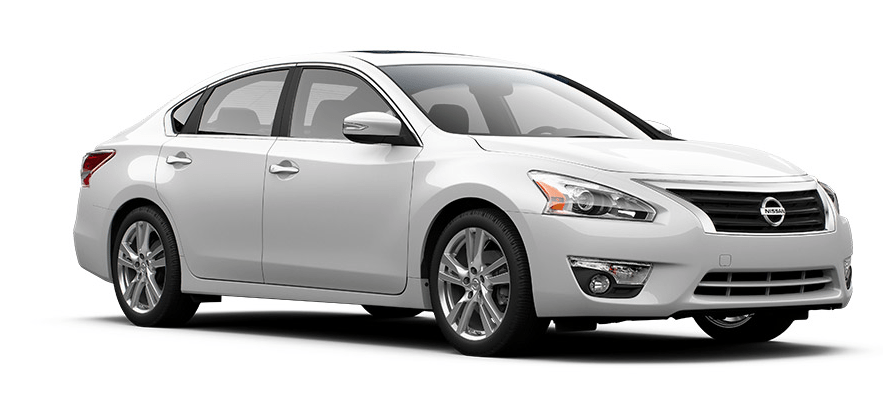 2014 Nissan Altima white