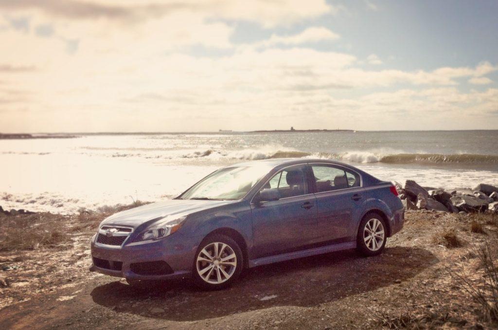 2014 Subaru Legacy 2.5i Limited Devils Island