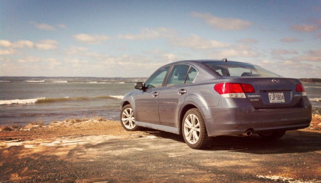 2014 Subaru Legacy 2.5i Limited Eyesight