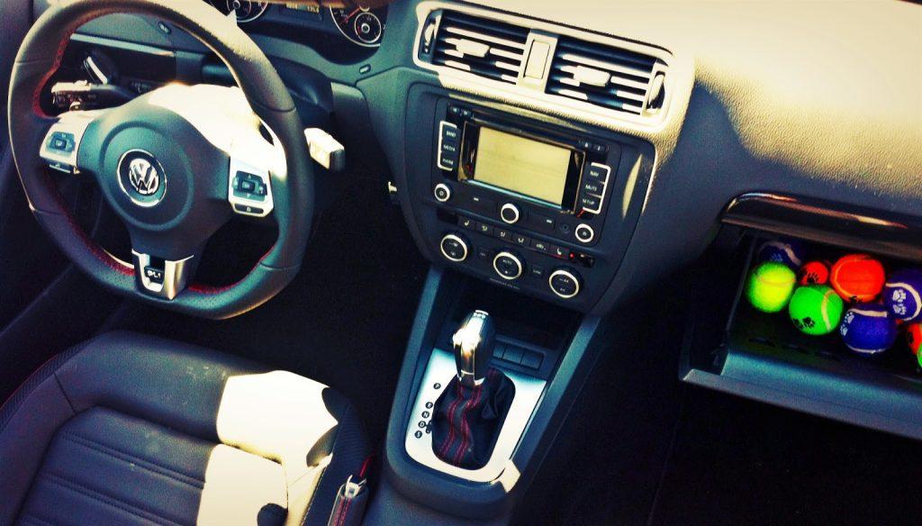 2014 Volkswagen Jetta GLI Edition 30 Interior