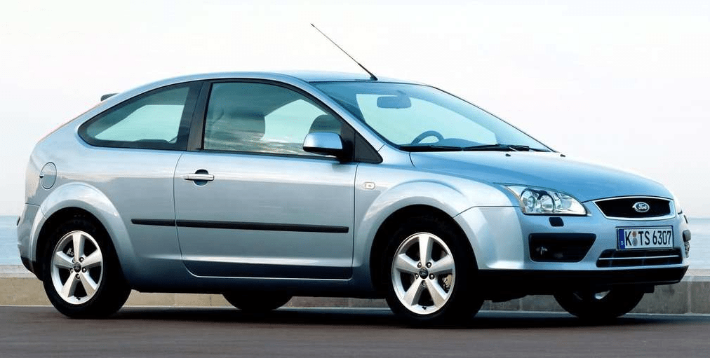 2004 Ford Focus European version