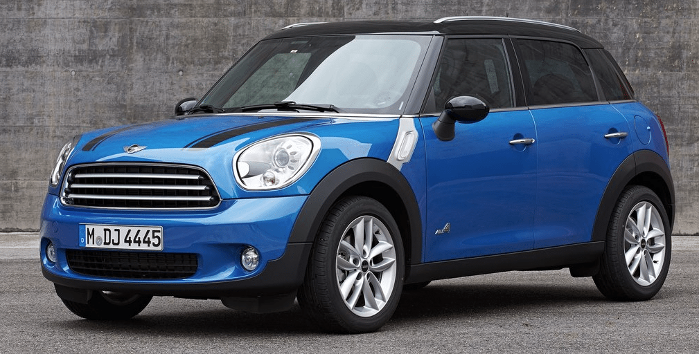 2014 Mini Countryman All4