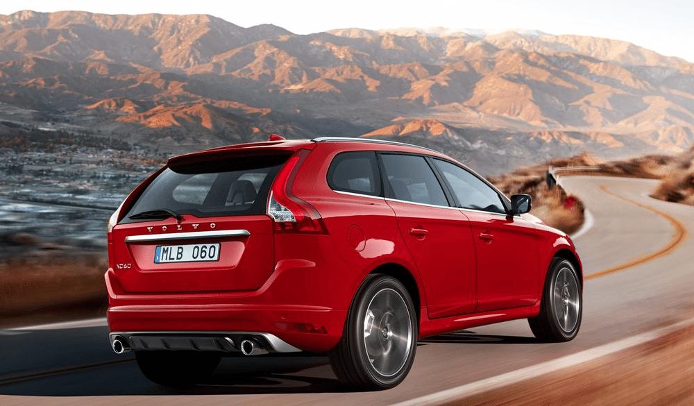2014 Volvo XC60 R Design