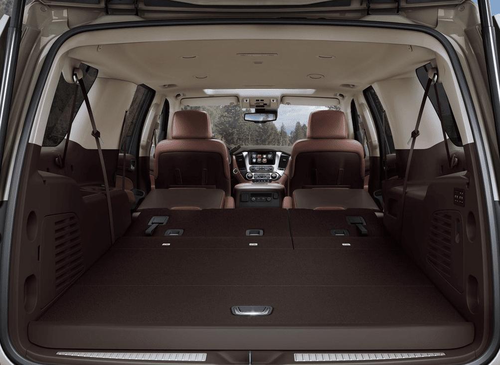 2014 Chevrolet Suburban cargo