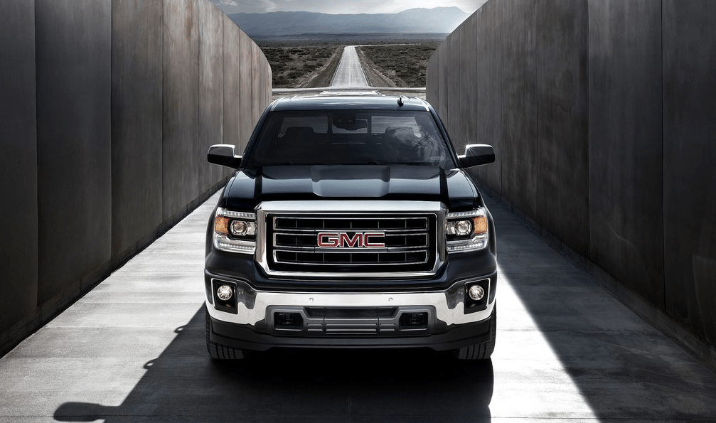 2014 GMC Sierra black