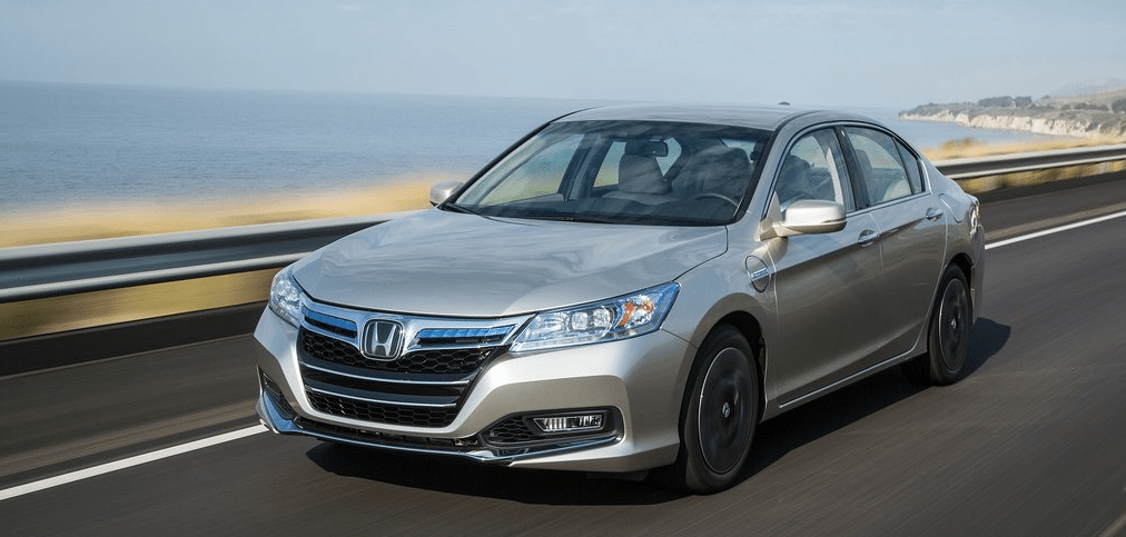 2014 Honda Accord PHEV