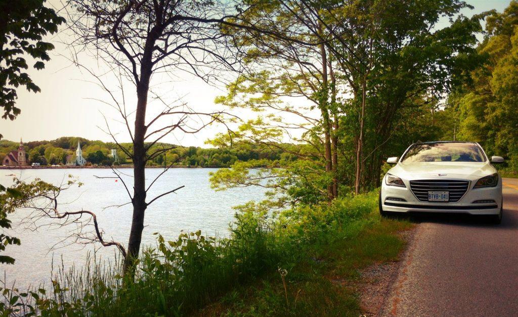 2015 Hyundai Genesis Mahona Bay