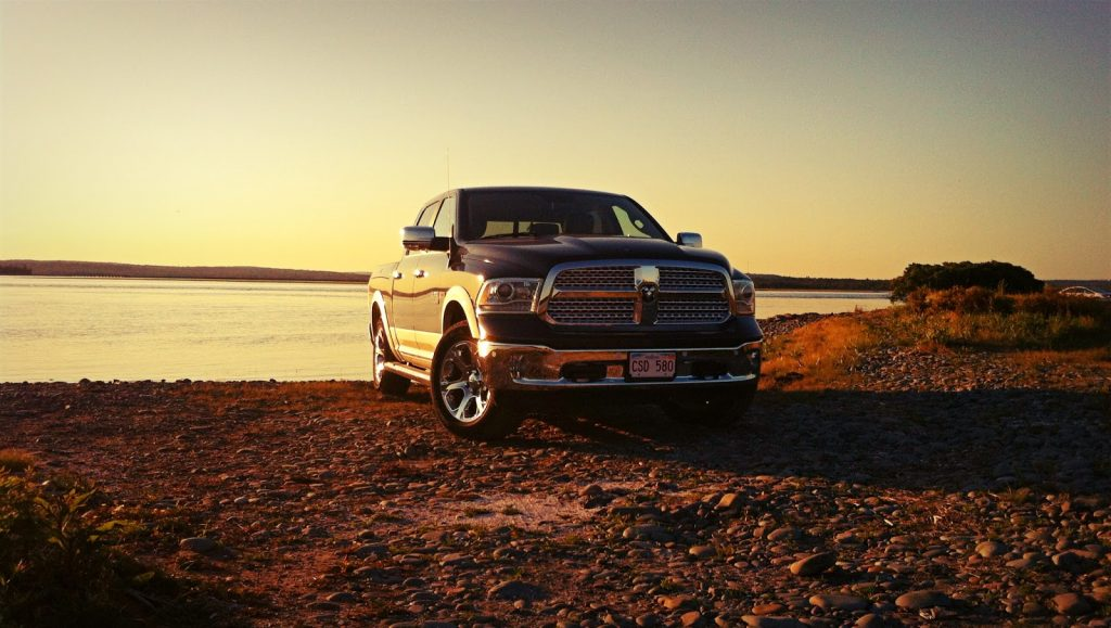 2014 Ram EcoDiesel Laramie Rainbow Haven