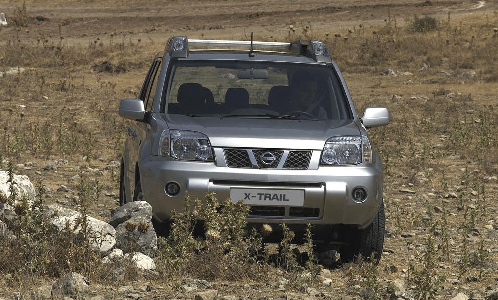 2004 Nissan Xtrail