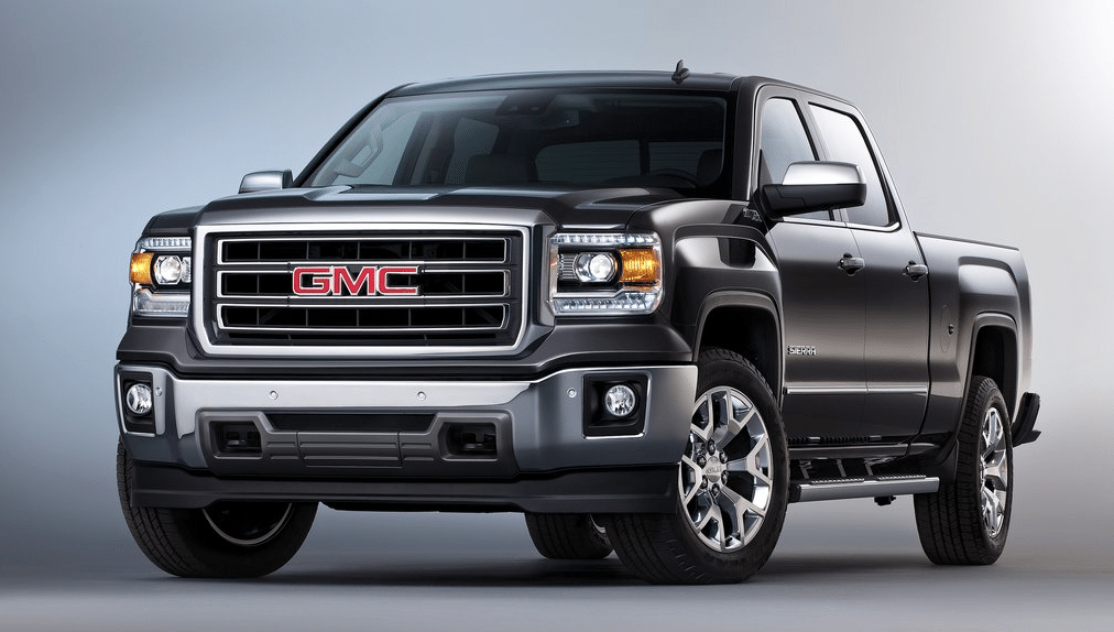 2013 GMC Sierra black