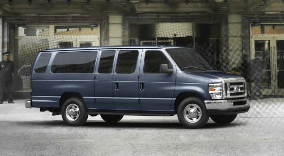 2014 Ford E-Series E350 XLT Wagon