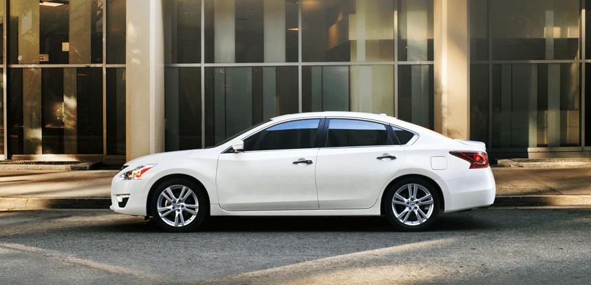 Canada midsize car sales chart June 2014