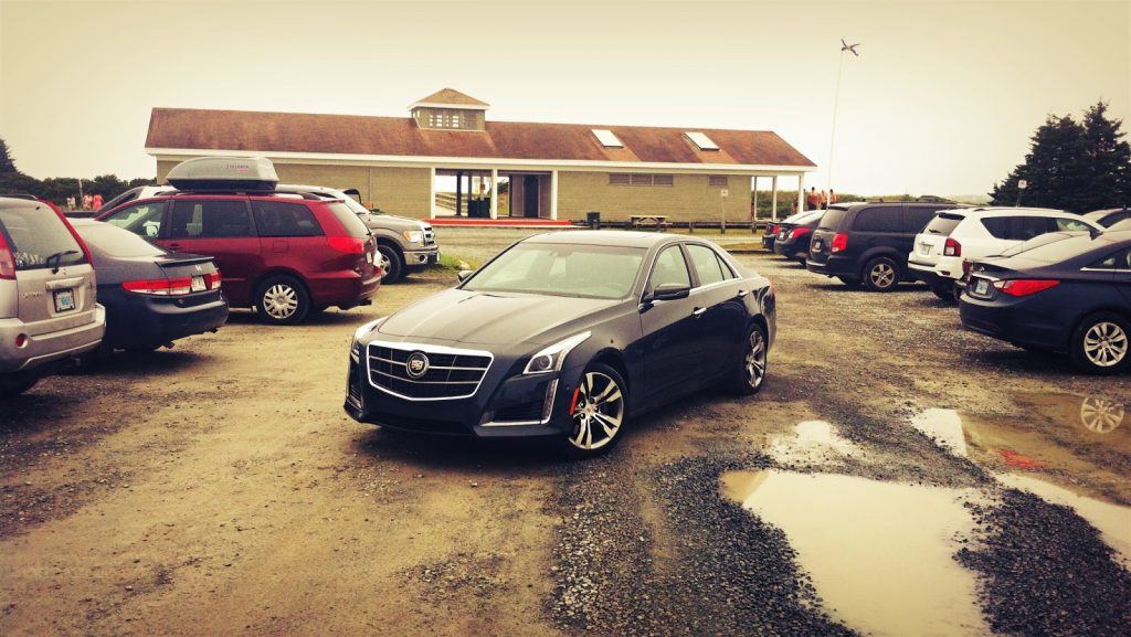 2014 Cadillac CTS V Sport