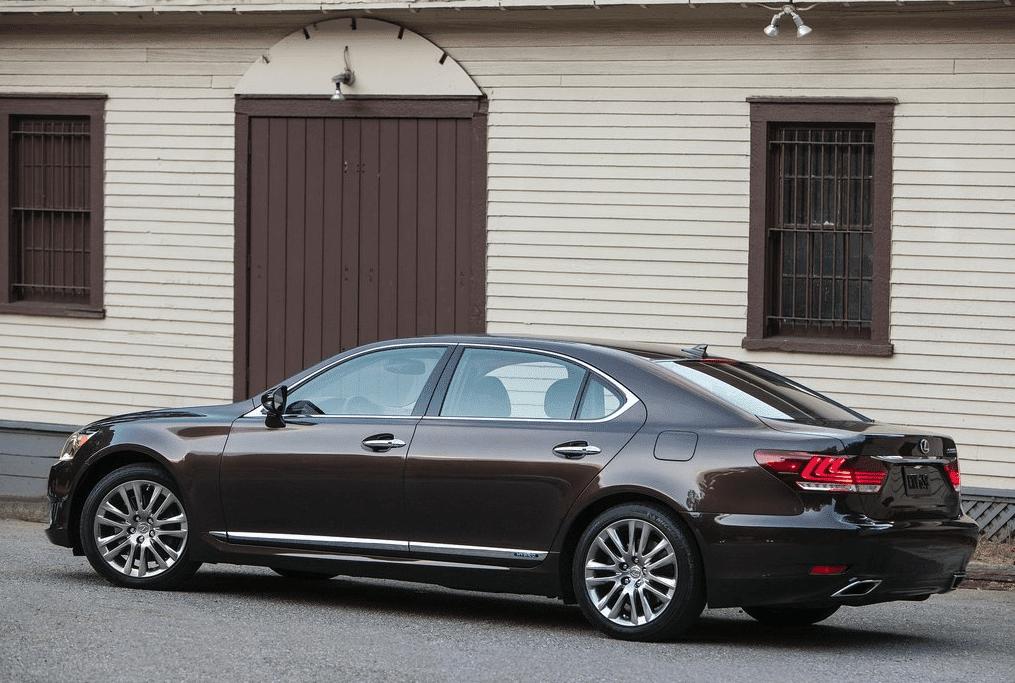 2014 Lexus LS600hL