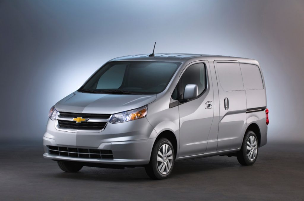 Chevrolet City Express